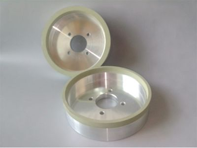 Ceramic Bond Diamond Wheel for Processing PCD cutters