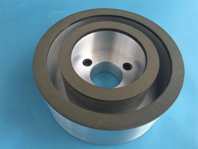 Diamond Taper Cup Grinding-wheels with Resin Bond