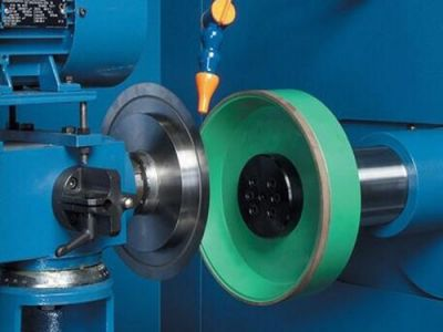 Abrasive Wheel Mounting from A Different Point of VIEW