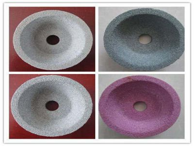 Abrasive Wheel Selection