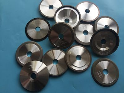 The method to increase the Resin Bond Grinding-wheels'using life